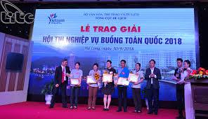 Vnat Organizes National Housekeeping Skill Contest Vietnam