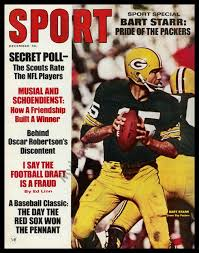 Image result for Bart Starr was named the game's most valuable player.