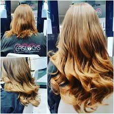 easilocks 100 human hair extensions