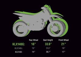 the klx140g th adventure rider there are big bore kits around already from the klx140l series the g is the same engine so plenty of carb air box and jet mods