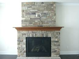 stacked stone veneer fireplace stacked stone veneer for fireplace ed stacked