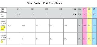 Hm Size Chart 8 A Medium At Woolworths You Re Actually A Xxl At Mr Price