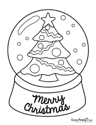 266 christmas printable coloring pages for kids. Christmas Coloring Pages Easy Peasy And Fun