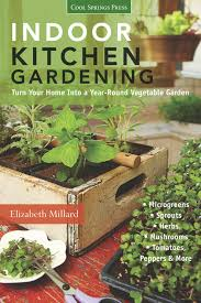 Kitchen Gardener Magazine Grow An Indoor Kitchen Garden Hgtv