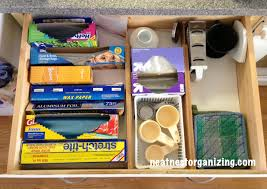 Kitchen Drawer Organizing How To Organize Drawers In The Kitchen Home Design And Decor Reviews