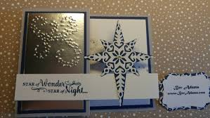 Stampin Up Star Of Light Cards Star Of Light Christmas Cards And News About Sales From