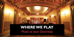 Where We Play Windsor Symphony Orchestra