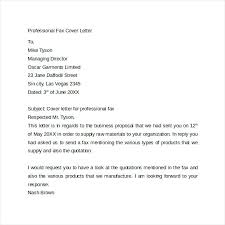 Cover Letter To Fax Cover Letter Fax Fax Cover Letter Templates Samples Examples Format