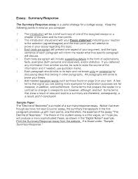 response essay how to write a reaction response paper org view larger