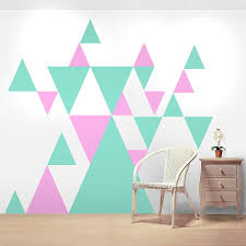 Painting Patterns On Walls Uncategorized Striped Wall Paint Patterns Geometric Pattern Wall