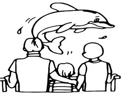 Delfini Disegni Da Colorare Migliori Pagine Da Colorare