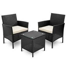garden furniture set rattan patio