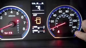 2007 Honda Crv Wrench Light Resetting Oil Life Indicator On Honda Cr V 2007 2011