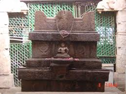 Sri Sripadaraja Brindavana at Mulbagal