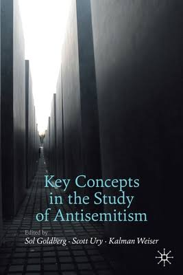 Image result for key concepts in the study of antisemitism