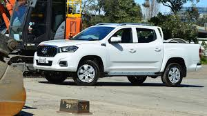 2018 toyota ute. brilliant ute play for the u0027lifestyle uteu0027 buyer the good news potential buyers  of either both come loaded with standard gear that are costoptions on many throughout 2018 toyota ute