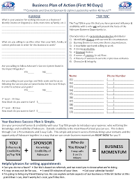 30 60 90 Day Action Plan Template 1 Chainimage