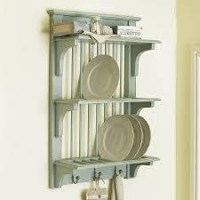 Hanging Dish Drainer Furniture Home Space Saving Wall Mounted Dish Rack 1483409500
