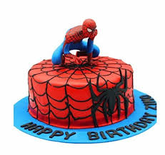 Spiderman Cake Topper Figurine Various Random Spider Man