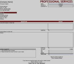 Cleaning Services Invoice Sample Best Cleaning Service Invoice Sample Template Invoice Template 24 8