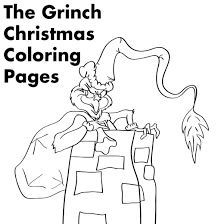 Christmas Print Out Coloring Pages At Getcoloringscom Free