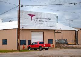Triumph Structures In Kilgore To Close Longview News Journal
