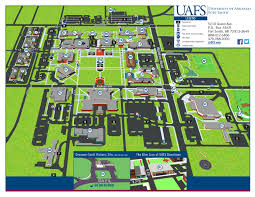 campus map by university of arkansas  fort smith  issuu