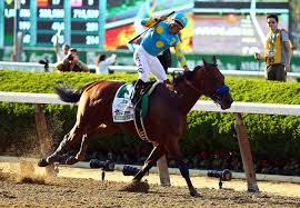 Belmont Stakes: American Pharoah Becomes 1st Horse to Win Triple ...