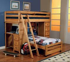 ... Casual Home Bunk Bed Ideas For Small Rooms Contemporary Furnishings  Gliding Recliner Relax Solution Kids Theme ...