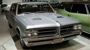 Pontiac GTO came to define muscle cars thanks to ingenuity -- and ...