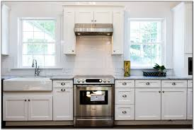 Kitchens With Farmhouse Sinks New Stainless Steel Apron Front Sink How We Installed It In