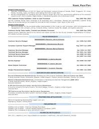 Leadership Resume Executive Resume Samples Resume Prime 74