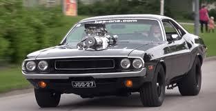 dodge challenger 1970 black. Brilliant Challenger Blown 1970 Dodge Challenger 572 Hemi For Dodge Challenger Black 1