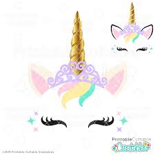Files will be available for download once payment clears. Princess Unicorn Face Free Svg File Free Svgs For Silhouette Cricut