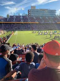 Stanford Stadium Seating Chart Photos At Stanford Stadium