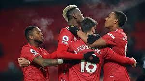 Manchester united standings fa premier league 2020/2021. Bruno Fernandes Penalty Sends Manchester United Joint Top Of Premier League Eurosport