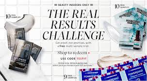 the real results challenge get proof not promises with a free multi sephora makeup forever promo