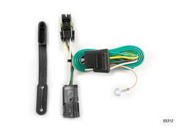 gmc jimmy trailer wiring kits com gmc jimmy trailer wiring kit 1985 1991 by curt mfg 55312