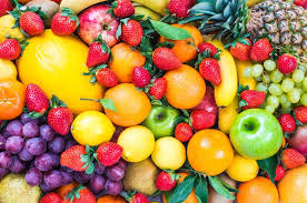 fresh fruit background. Plain Fresh Fresh Fruits MixedFruits BackgroundDieting Healthy Eating Vinyl Wall  Mural  Intended Fruit Background A