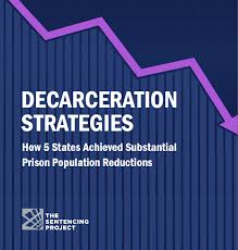 Arizona Sentencing Chart 2018 Decarceration Strategies How 5 States Achieved Substantial
