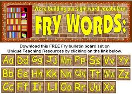 words free download fry 1000 instant words for teaching reading free flash cards and