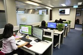 software company office. Business People The Company Office Commercial Software