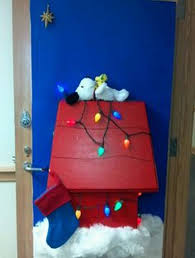 christmas office door decorating. 15 Christmas Office Door Decorating Contest Ideas Snoopy U0027s My For Decorated
