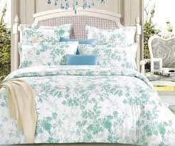 green and white duvet cover lime