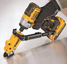 dewalt power tools saw. dewalt is coming out with a new shear attachment that works most drills and impact power tools saw
