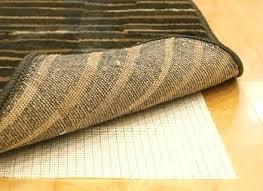 home rug pad good carpet commercial mohawk non slip