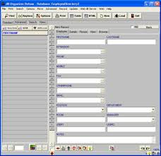 employee contact list template simple employee phone directory software for windows