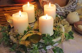 Advent Wreath Decorations Diy Christmas Candle Centerpieces 40 Ideas For Your Table