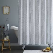 West elm shower curtain is good modern shower curtains is good