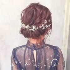 レングス別簡単セルフでできる結婚式お呼ばれヘアアレンジ特集